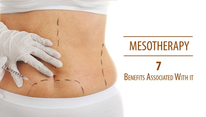 Mesotherapy: 7 Benefits Associated With it