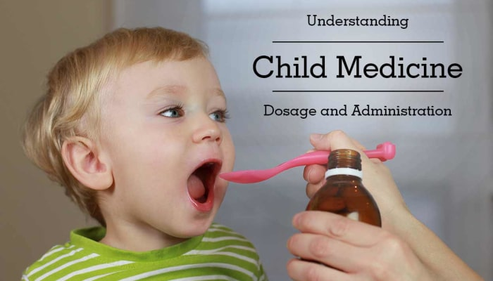 Understanding Child Medicine Dosage and Administration