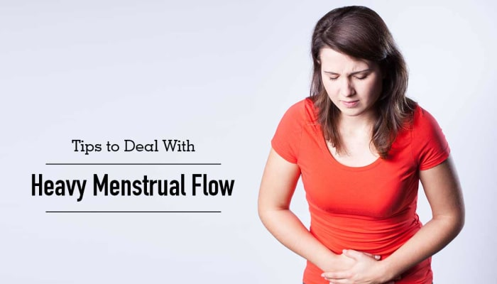Tips to Deal With Heavy Menstrual Flow