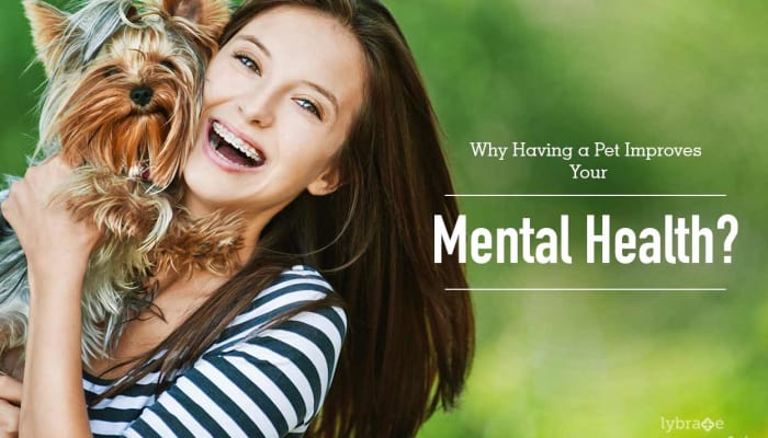 Why Having a Pet Improves Your Mental Health?