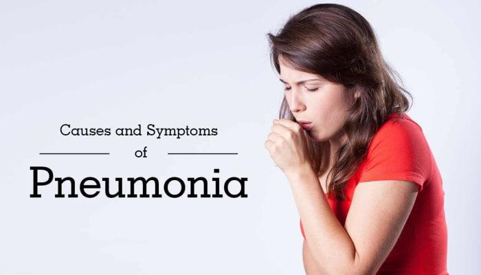 Causes and Symptoms of Pneumonia