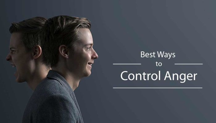 Best Ways To Control Anger