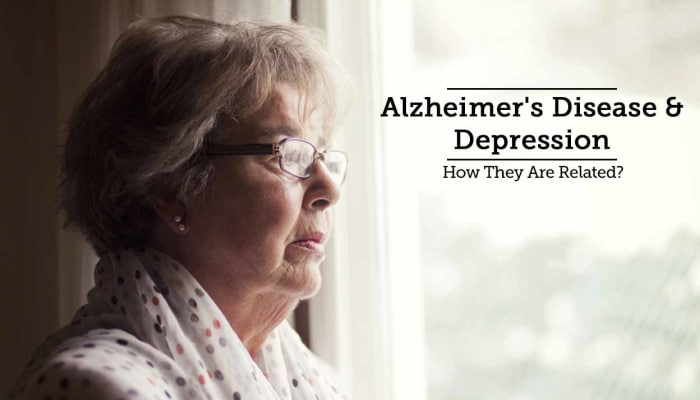 Alzheimer's Disease & Depression - How They Are Related?