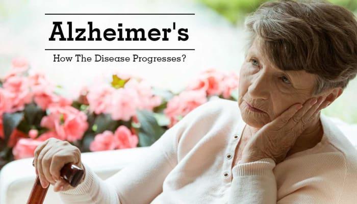 Alzheimer's - How The Disease Progresses?