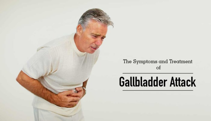 The Symptoms and Treatment of Gallbladder Attack