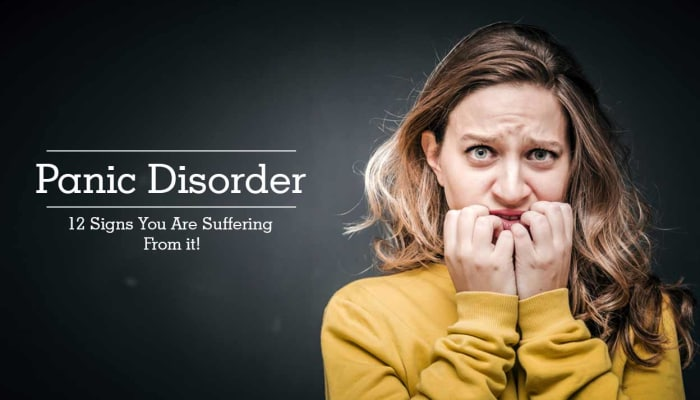 Panic Disorder - 12 Signs You Are Suffering From it!