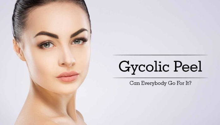Gycolic Peel - Can Everybody Go For It?