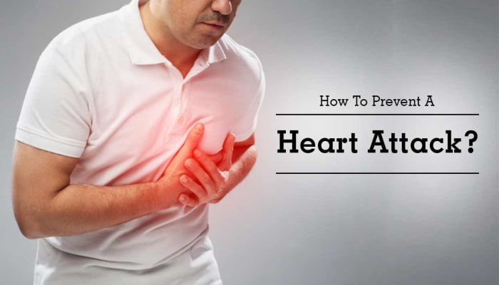 How To Prevent A Heart Attack?