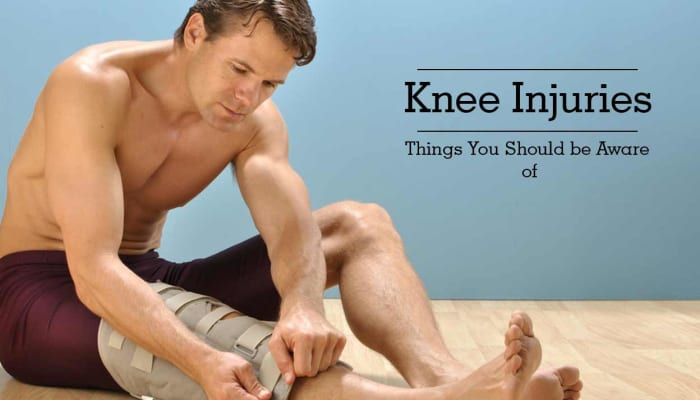 Knee Injuries - Things You Should be Aware of