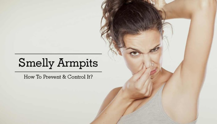 Smelly Armpits - How To Prevent & Control It?