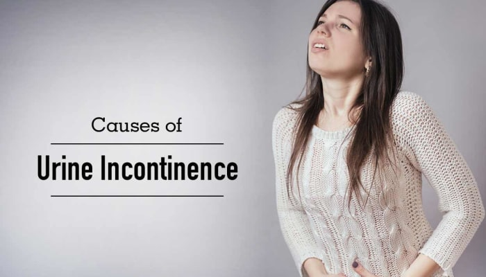 Causes of Urine Incontinence