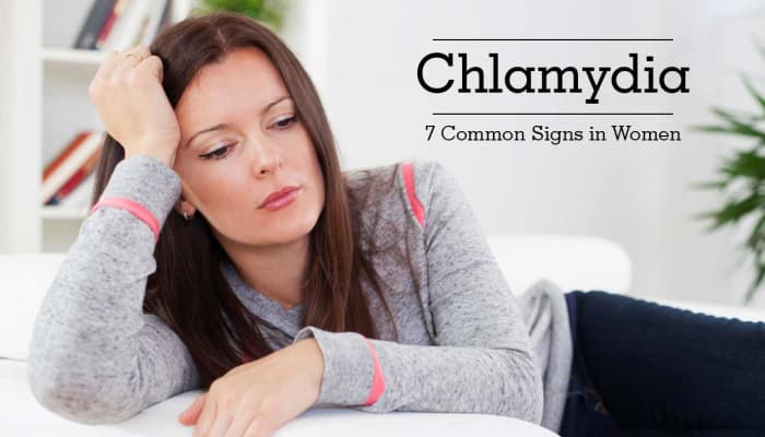 Chlamydia - 7 Common Signs in Women