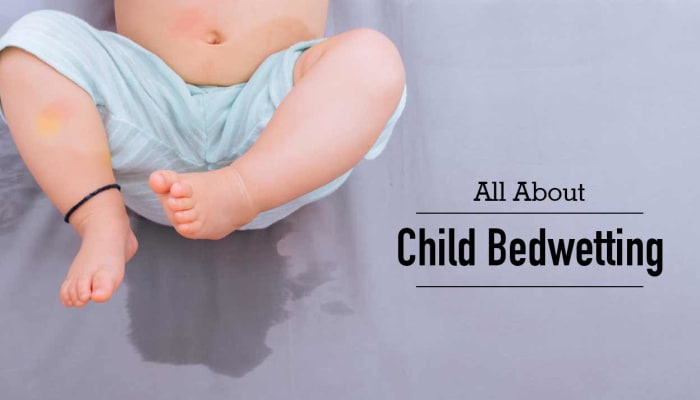All About Child Bedwetting