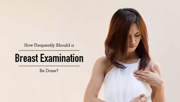 How Frequently Should a Breast Examination Be Done?