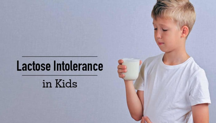 Lactose Intolerance in Kids