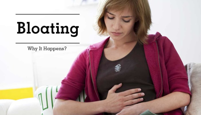 Bloating - Why It Happens?