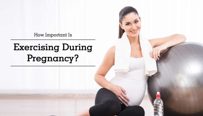 How Important Is Exercising During Pregnancy?