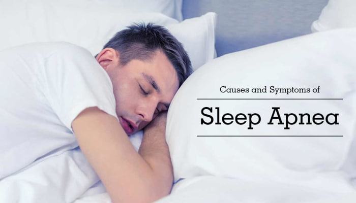 Causes and Symptoms of Sleep Apnea