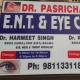 Dr. Pasricha's E.N.T. & Eye Clinic Image 1