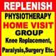 replenish physiotherapy home services Image 1