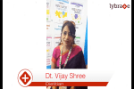 Dt. Vijay shree talks about 2 health tips & 1 healthy recipe made with nestle resource diabetic.