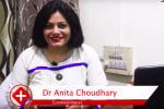 Hello, <br/><br/>I am Dr. Anita Chaudhary, Cosmetologist, Trichologist and NP trainer. I have don...