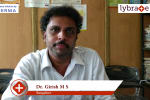 Lybrate | Dr. Girish m s speaks on importance of treating acne early