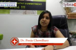 Lybrate | Dr. Pooja chowdhary speaks on importance of treating acne early.