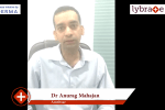 Lybrate | Dr. Anurag mahajan speaks on importance of treating acne early.