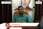 Lybrate | Dr. Parkash sajja speaks on importance of treating acne early