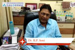 Lybrate | Dr. R p soni speaks on importance of treating acne early.