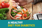 A diabetic diet is all about eating a healthy balanced diet, which can make a great difference in...