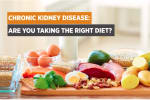 If you are suffering from chronic kidney disease, a few dietary changes are a must to combat any ...