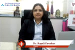 Lybrate | Dr. Rupali pavaskar speaks on importance of treating acne early.