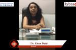 Lybrate | Dr. Kiran bajaj speaks on importance of treating acne early.