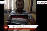 Lybrate | Dr. Nitin kumar saxena speaks on importance of treating acne early.