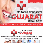 Dr Hiren Prajapati's New Gujarat Dental Clinic | Lybrate.com