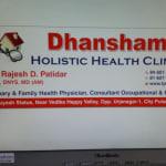 Dhansham Holistic Health Clinic | Lybrate.com