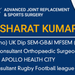 DR P SHARAT KUMAR Advanced Joint Replacement & Sports Surgery Clinic | Lybrate.com