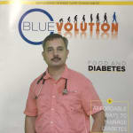 Diabetes specialist Dr Amit Kumar, Patna