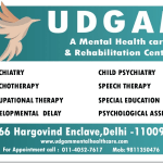UDGAM A Mental Health Care and Rehabilitation Centre, Delhi