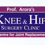 Prof. Arora's Knee and Hip Surgery Clinic, Delhi