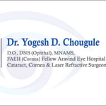 Dr Chougule's Eye Care and Cornea Clinic | Lybrate.com