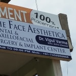 THE FACE AESHTETICA (Dental & Maxillofacial surgery & Implant center) | Lybrate.com