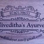 Dr Niveditha's Ayurveda, Bangalore