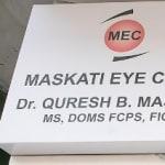 Maskati Eye Clinic and Maskati Dental Center | Lybrate.com