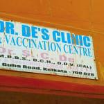 Dr. De's Clinic, Kolkata