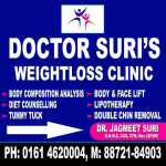 Doctors Suri's Weightloss Clinic | Lybrate.com