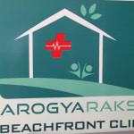 Arogyaraksha Beachfront Clinic, Visakhapatnam