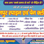 Kanpur Spine and Pain Clinic | Lybrate.com